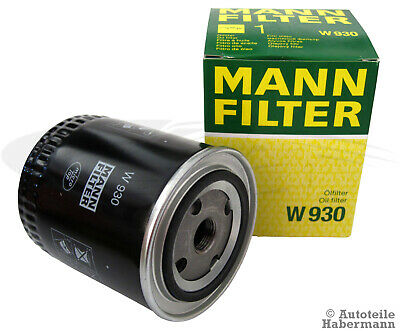Mann Filter - W 930 - Ölfilter FENDT FARMER / FAVORIT / GT - CASE IHC - W930