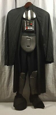 Pottery Barn Kids Star Wars Darth Vader Halloween Costume 4-6