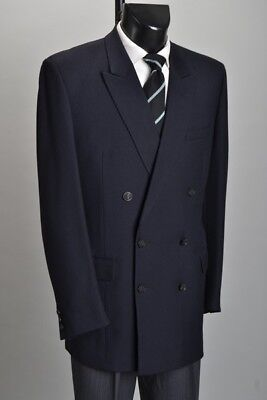 Royal Navy Officers' Large Size Bespoke Tailored Boating Jacket / Blazer Ref HZQ