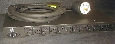 HP Power Distribution Units 1.9kVA 12 Outlet HSTNR-P033-1 723220-001 719884-001