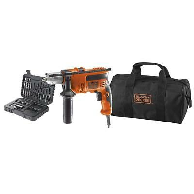 Trapano Black&Decker Set Kr714S32-Qs Set-32 Watt 710