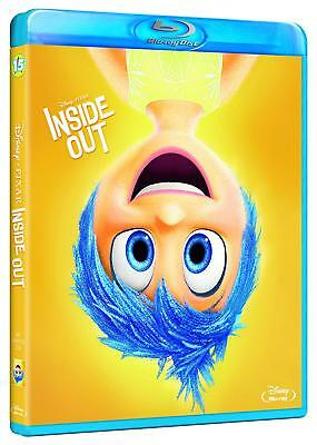 Blu Ray Inside Out - Disney  ......NUOVO
