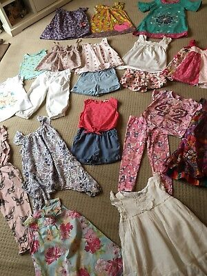 Bundle Girls Summer Clothes Age 3-4 Years Next Ted Baker Zara