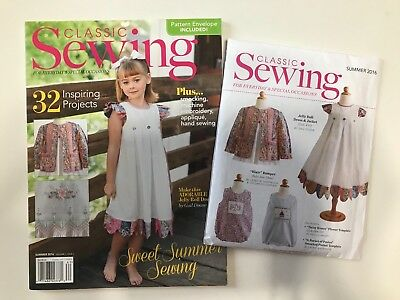 ba942a5f6 Classic Sewing Magazine, smocking, heirloom sewing, embroidery, free  patterns!