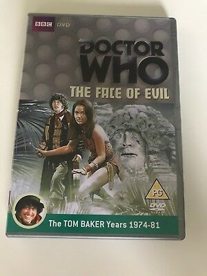 Doctor Who: The Face Of Evil   - BBC-  DVD Tom Baker is Dr Who