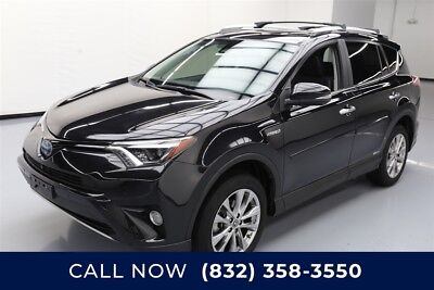 Toyota RAV4 Limited Texas Direct Auto 2016 Limited Used 2.5L I4 16V Automatic AWD SUV