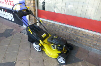 Yard King Lawn Mower 4 Stroke  173Cc Self Propelled ( Demo) 20 Inch 6Hp