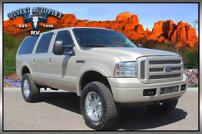 2005 Ford Excursion  2005 Ford Excursion Limited SUV