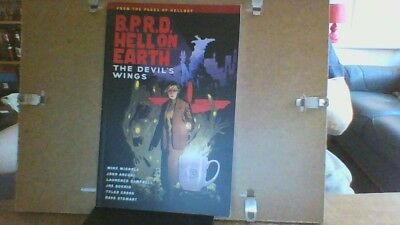B.P.R.D. Hell on Earth  Vol 10  THE DEVIL'S WINGS