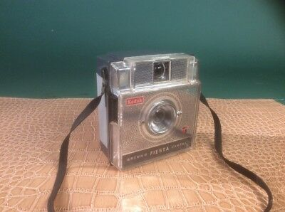 Vintage Kodak Brownie Fiesta Camera 127 Film Camera