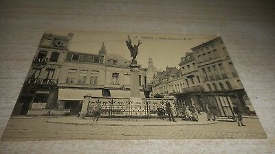 CPA - Douai - place thiers be (59)