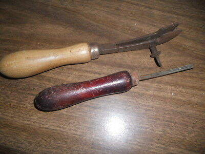 Leather Skiving Tool