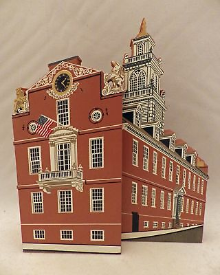 Shelia's Collectibles - Old State House - American Heritage Series - # AHC01