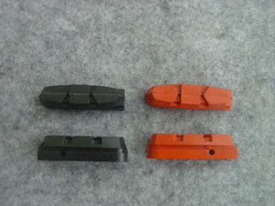 Brake Pads for Shimano 600 Ax-Dura Ace Ax Koolstop 2paar=4stück Red or Black