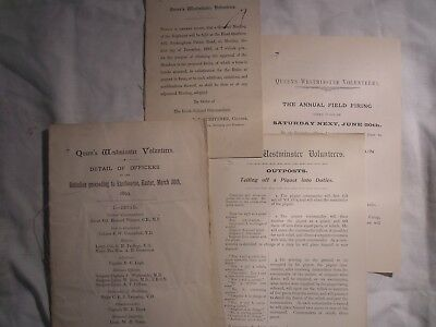 Queen's Westminster Civil Service Rifles TA London Regiment British Army History