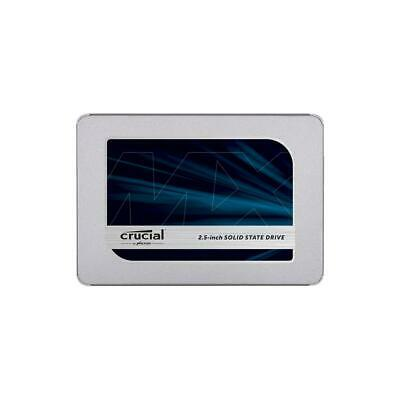 "Crucial MX500 1TB 2.5"" Internal SSD, SATA III 6Gb/s #CT1000MX500SSD1"