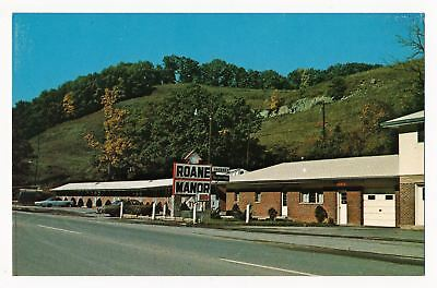 Roane Manor Motel, Spencer, West Virginia