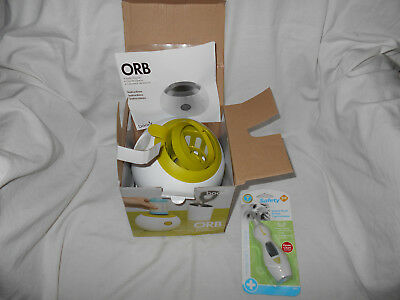 Boon Orb & Safety 1st Rectal Thermometer Bundle