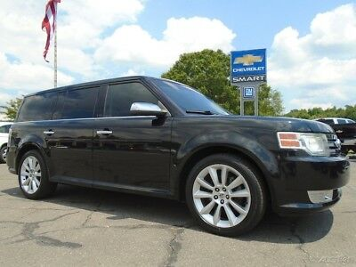 Ford Flex Limited 2011 Ford Flex Limited SUV Used 3.5L V6 24V Automatic FWD