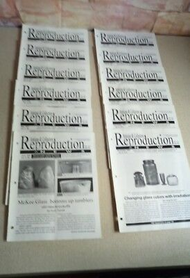 1997 Antique & Collectors Reproduction News Full Year report Fakes Reproductions