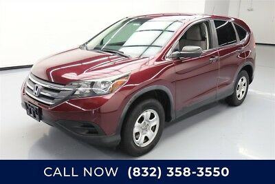 Honda CR-V LX Texas Direct Auto 2014 LX Used 2.4L I4 16V Automatic FWD SUV