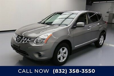 Nissan Rogue S Texas Direct Auto 2013 S Used 2.5L I4 16V Automatic FWD SUV