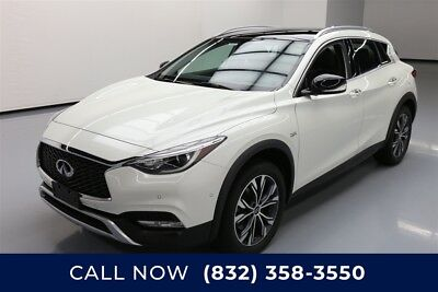 Infiniti QX30 Premium Texas Direct Auto 2017 Premium Used Turbo 2L I4 16V Automatic AWD SUV Bose