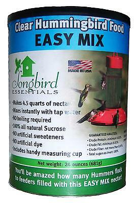 Songbird Essentials 24 oz. Clear Hummingbird Nectar SE629