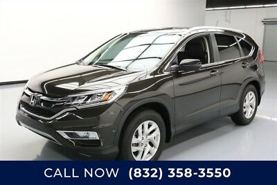 Honda CR-V EX-L Texas Direct Auto 2015 EX-L Used 2.4L I4 16V Automatic FWD SUV