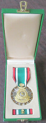Liberation Of Kuwait Military Medal In Original Box - Mint Condition!