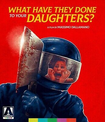 What Have They Done To Your Daughters (REGION A Blu-ray New)