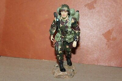 """Vanmark American Heroes """"another Morning Stroll"""" Army Figurine"""