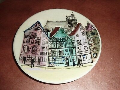Lovely MARTIN BOYD Small PLATE, Wall Plate