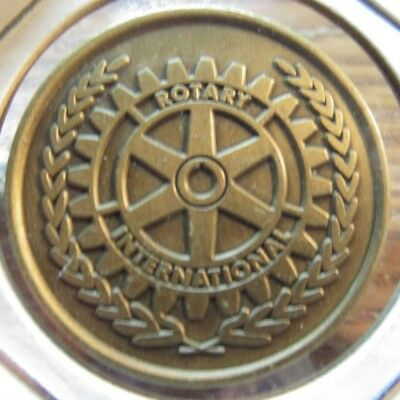 Vintage Rotary Club International Four-Way Test Token