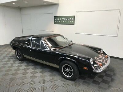 1973 Lotus Europa JPS JOHN PLAYER SPECIAL #161. TWIN CAM SPECIAL. 1973 LOTUS EUROPA TWIN CAM SPECIAL. JOHN PLAYER SPECIAL, JPS #161. MATCHING #'s