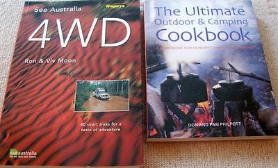 Gregorys 4Wd See Australia Guide 40 Treks + Outdoor  & Camping Cookbook