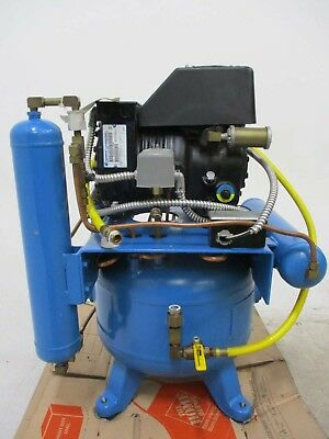 Apollo FLCLS4D Dental Air Compressor for Operatory Air Pressure
