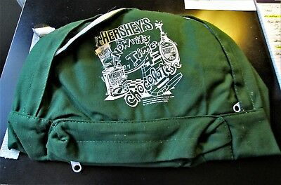 Vintage New (never used) Hershey's Canvas Bag Backpack