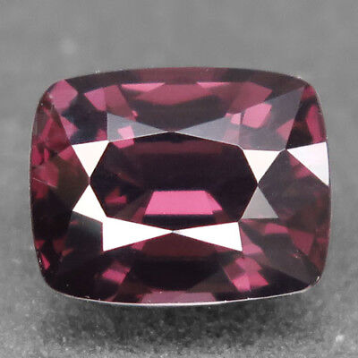 2.82ct.Alluring Gem! 100%Natural Salmon Pink Spinel Unheated 9x7mm.AAA Nr!