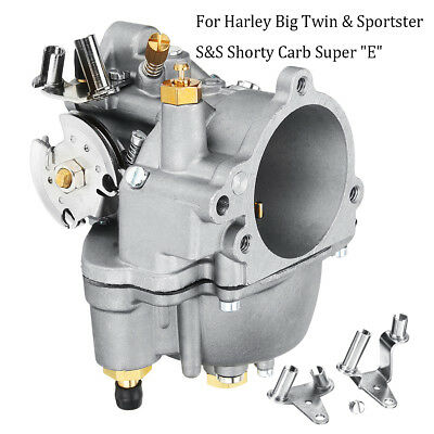 Carburetor Kit Replace For Harley Big Twin & Sportster S&S Shorty Carb Super 'E'