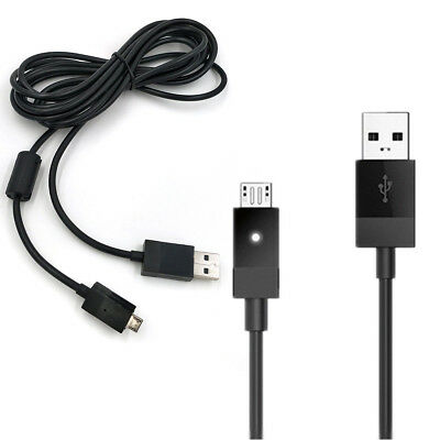 For Xbox One Controller - 9ft Charging Cable USB Power Charge Cord