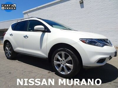 Nissan Murano Platinum 2014 Nissan Murano Platinum SUV Used 3.5L V6 24V Automatic FWD