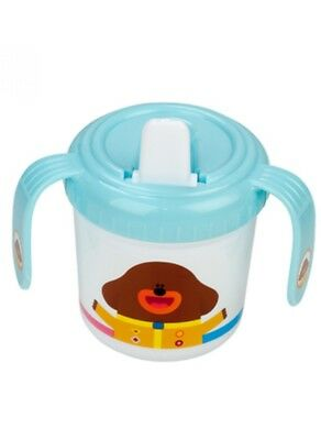 Hey Duggee Training Cup Kids Girls Boys Duggee Sippy Cup Mug New