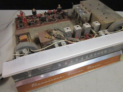 Vintage Heathkit Stereo Tuner Chassis - AJ-43D - Parts Only!