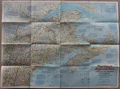 Northern Approaches, Maine and the Maritimes - 1985