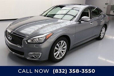 Infiniti Q70 3.7 Texas Direct Auto 2017 3.7 Used 3.7L V6 24V Automatic RWD Sedan Premium Moonroof