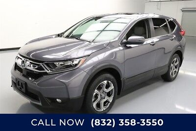 Honda CR-V EX-L Texas Direct Auto 2017 EX-L Used Turbo 1.5L I4 16V Automatic AWD SUV