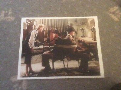 Indiana Jones And The Last Crusade - Ford/Connery/Doody 10x8 Photograph