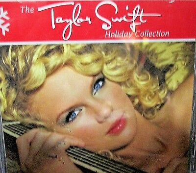The Taylor Swift Holiday Collection by Taylor Swift NEW! CD, CHRISTMAS MUSIC