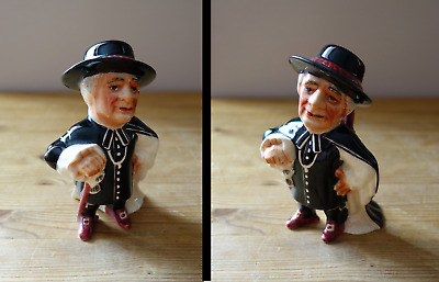 D'oyle Carte Shorter & Son Small Don Alhambra Character Toby Jug